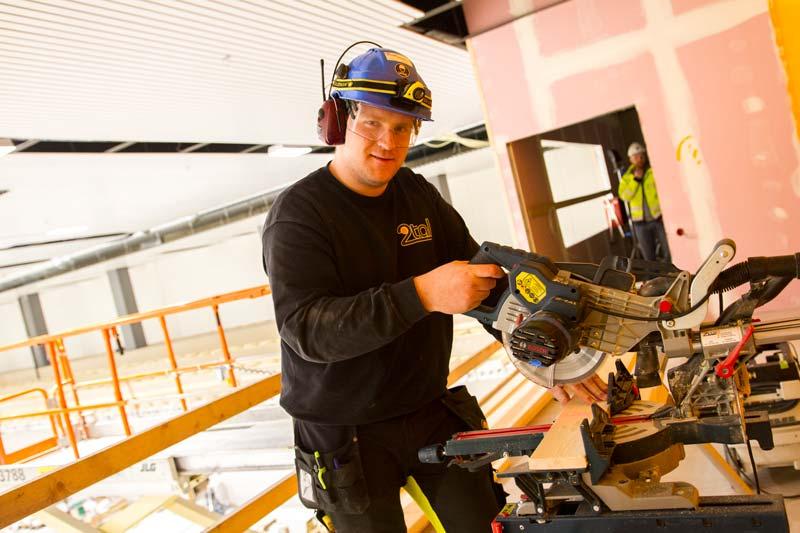 En säker byggverksamhet är något som alla borde sträva efter.